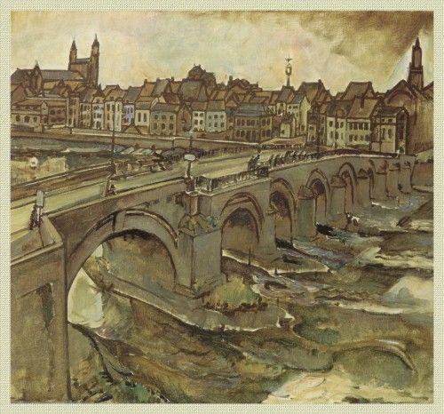 Henri Jonas , St. Servaasbrug