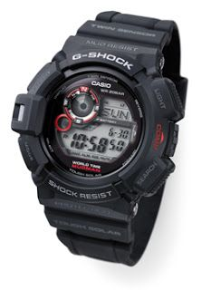luxury watch review: Casio G-Shock Mudman G-9300 review