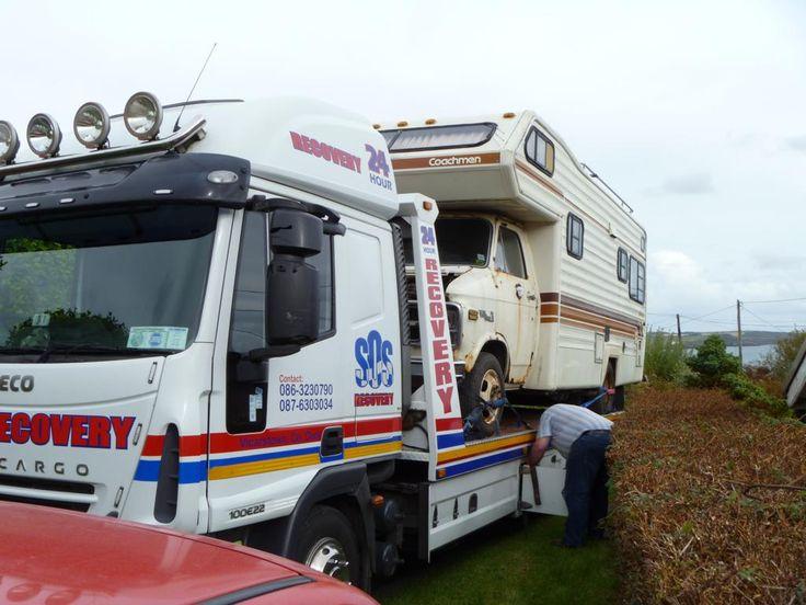 Coachmen Leprechaun • Motorhomecraic: for motorhomers across ireland