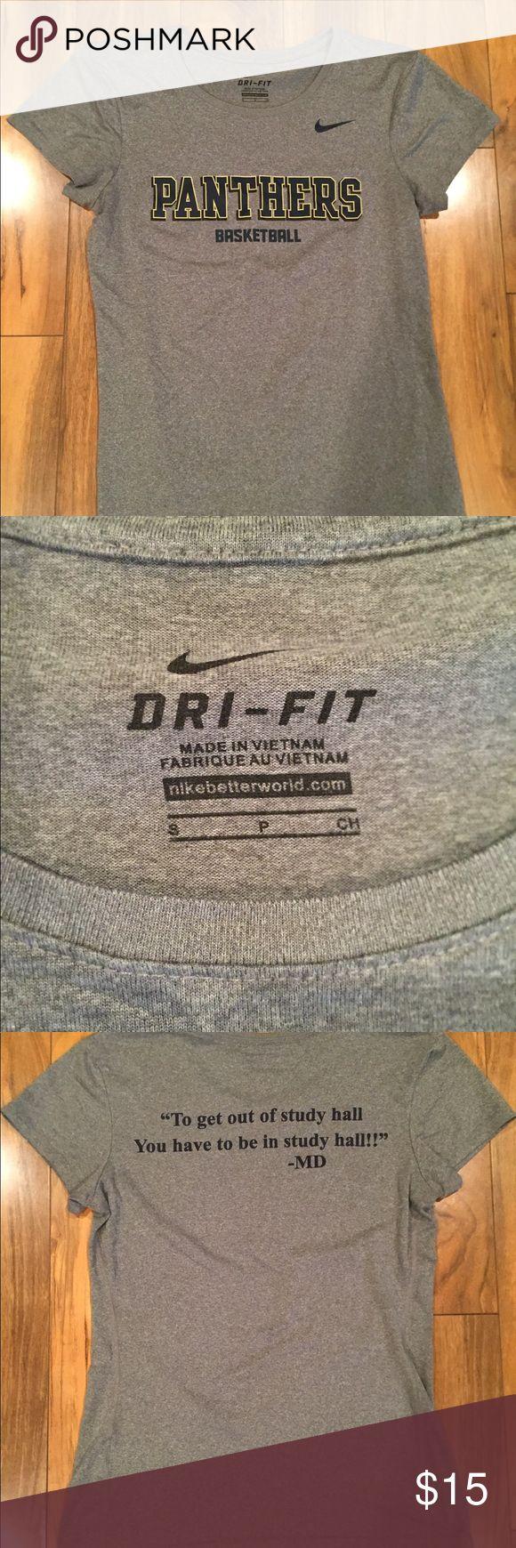 Pitt Panthers Basketball T Shirt New Nike Tops Tees - Short Sleeve