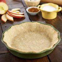 Canola Oil Pie Crust by @mytexaslife