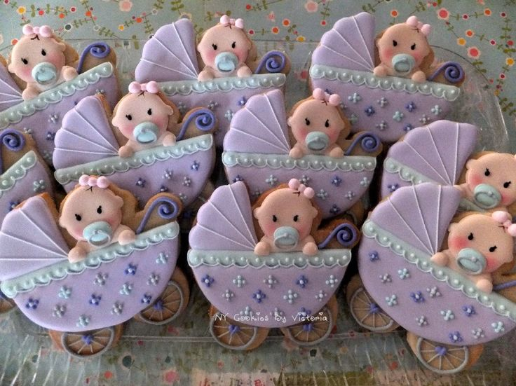 Ok, baby Girls let's go for a stroll - Yeah a... - NY Cookies By Victoria