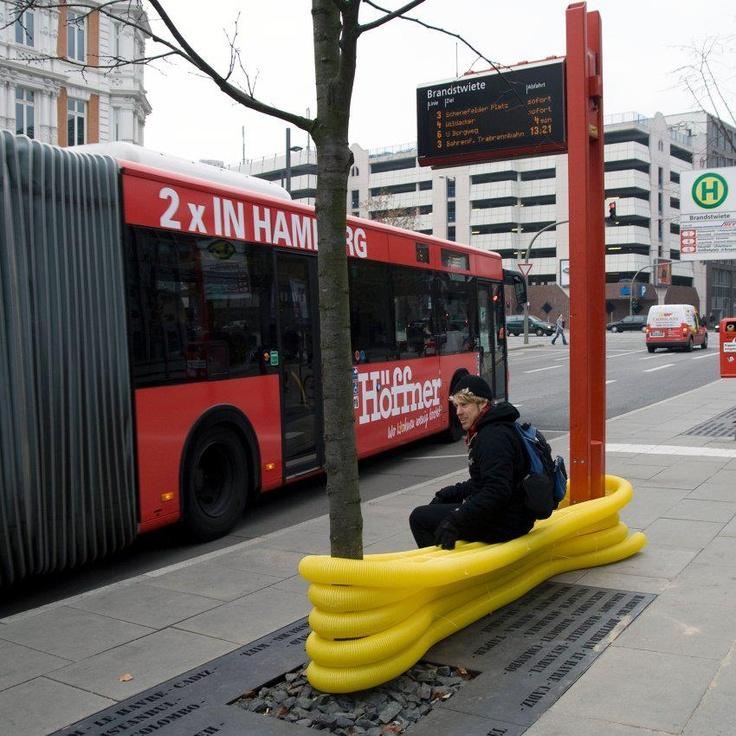 Les 7 meilleures images du tableau mobilier urbain sur for Les espaces publics urbains