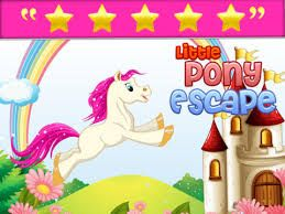 Little Pony Escape Android Game Description: You have a new game with cute graphics and lovely sound quality. This is a land of happiness that brings pride and joy. A place of love where all the animals live together happily and they love each other, along with the sweet little Pony!! They all live like a family. The prominent features of this place are Love & the peace, that are flooded all along the way…