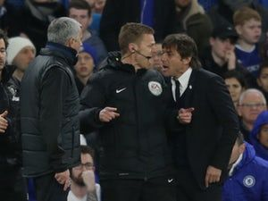 Antonio Conte: 'Manchester United boss Jose Mourinho is obsessed with Chelsea'