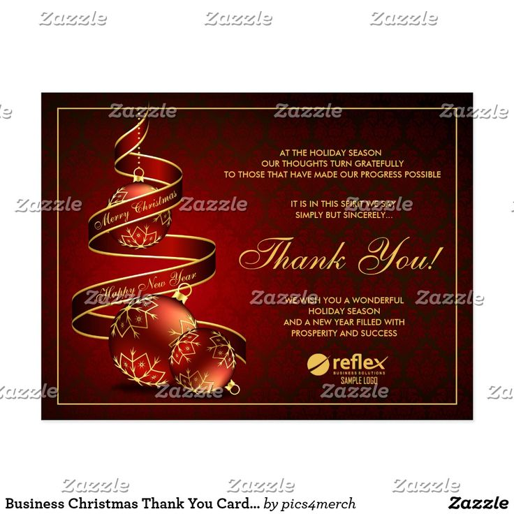 Christmas Thank You Cards Wording] Cookie Photo Thank You Card Sweet ...