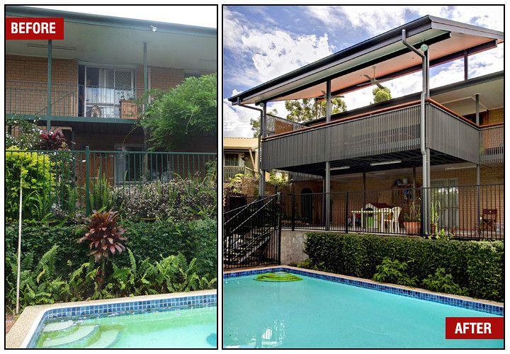 Renovation in Springwood, Brisbane by Dion Seminara Architecture