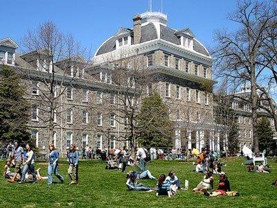 Resultado de imagen para Colegio Swarthmore en Pennsylvania