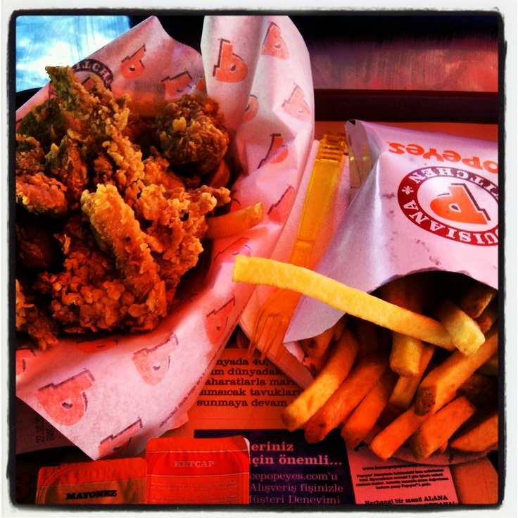 Popeyes Louisiana Chicken Dip