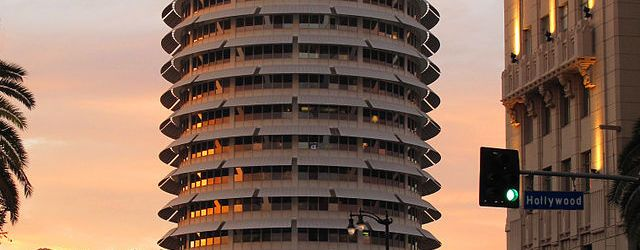 Check out Capitol Records Building on Roadtrippers