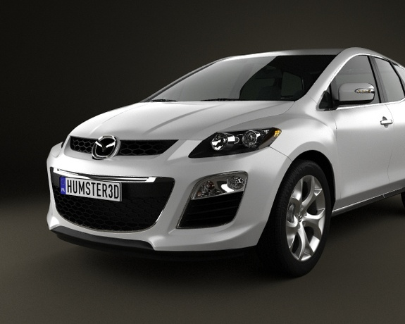 El Mazda CX-7 2012 es ofrecido con dos opciones de motor: un 2.5LTS de 161CV y un 2.3LTS Turbo con 244CV.