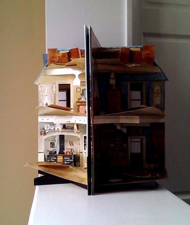169 Best Cardboard Dolls Furniture Images On Pinterest