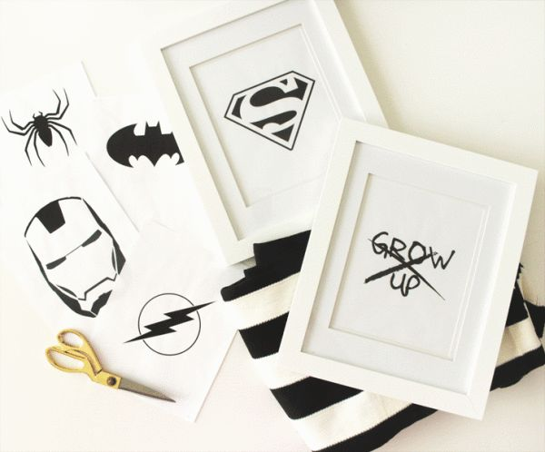 50 Free Printables for Boys!