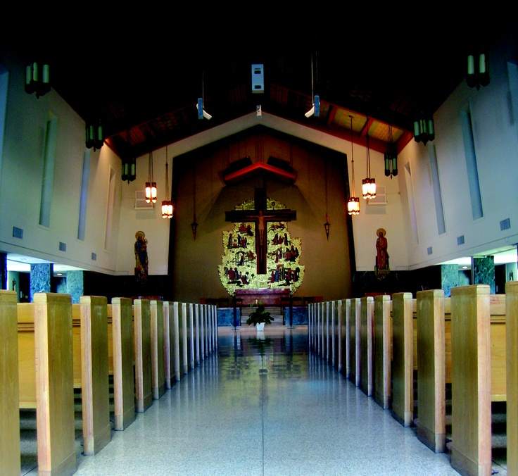 High Quality St. Dominic Chapel At Siena Heights University In Adrian, MI Part 30