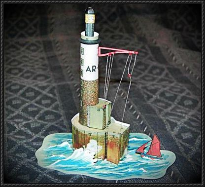 867 best images about paper architecture on pinterest ho for 3d paper lighthouse template