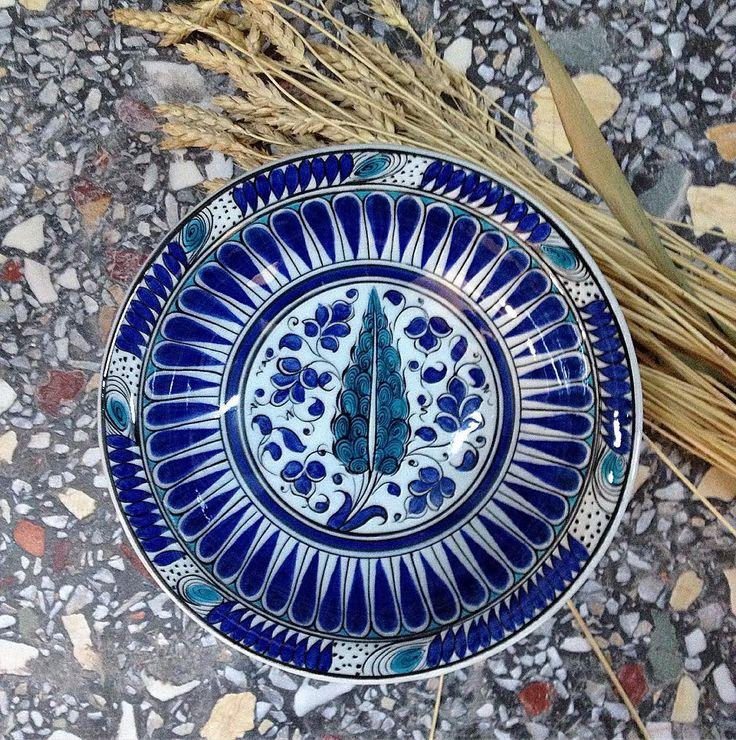 Erken Osmanlı tabak