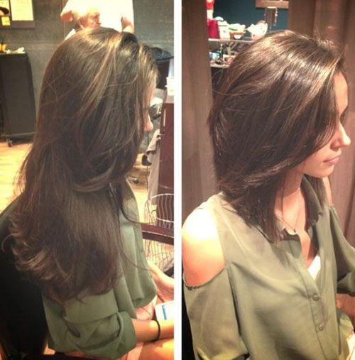 New Short Thick Haircuts for Ladies