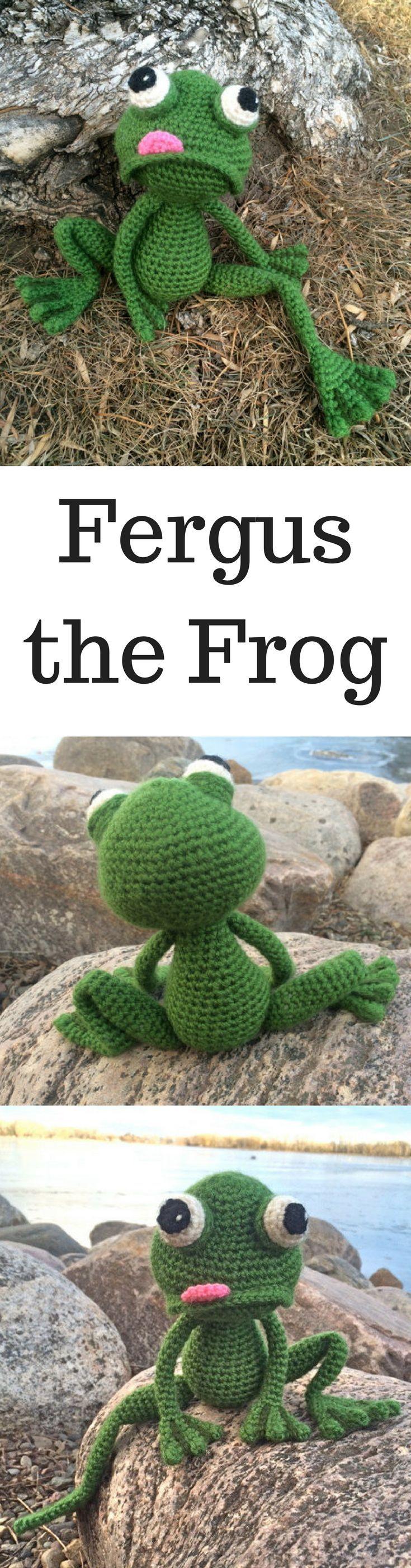 5495 best amigurumi images on pinterest amigurumi patterns fergus the frog amigurumi crochet pattern printable pdf ad amigurumi amigurumidoll amigurumipattern fandeluxe Image collections
