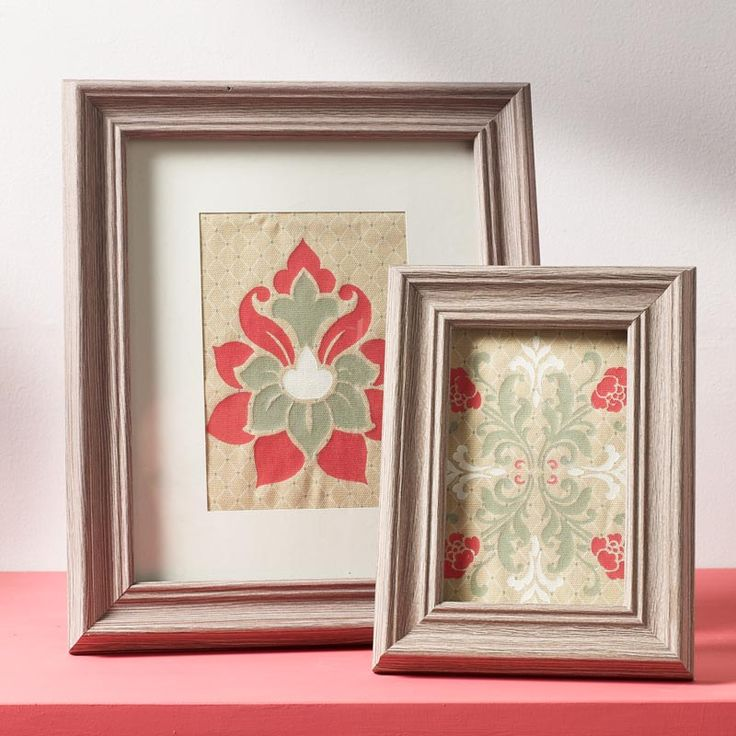Home Decor Ornate Frames Waverly Fabric Stencils And Paint