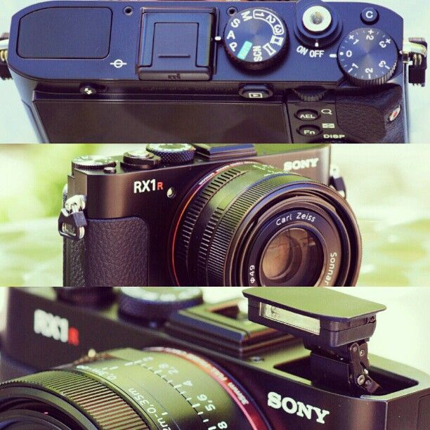 The many faces of RX1R