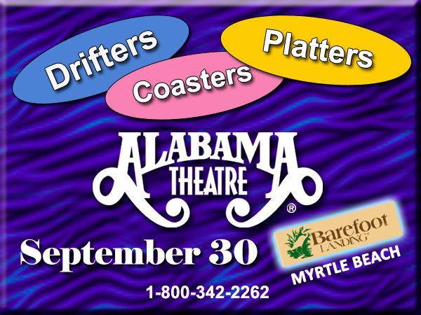 Alabama Theatre Decades Rewind Myrtle Beach Sc
