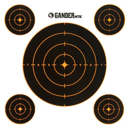 Gander Mountain Xplode 8 Reactive Targets with Secondary Targets 3-Pack-819466 - Gander Mountain