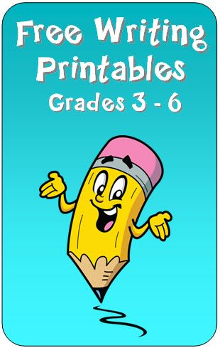 Free Writing Printables in Laura Candler's online file cabinet