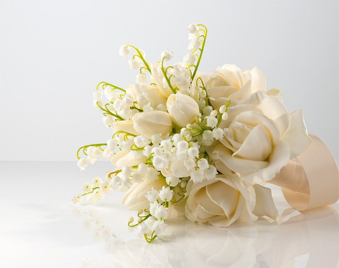 Lily Of The Valley Wedding Bouquet: 10 Best Lily Of The Valley Bouquets Images On Pinterest
