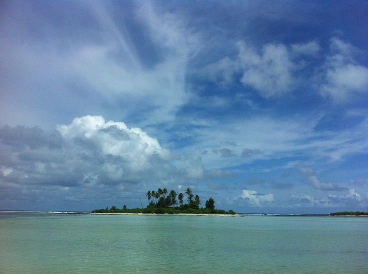Tarawa, Kiribati.