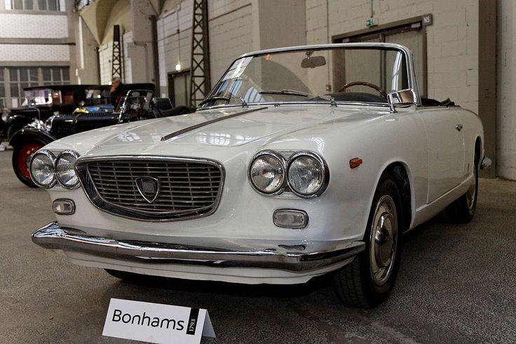 Lancia Flavia Convertible - 1965