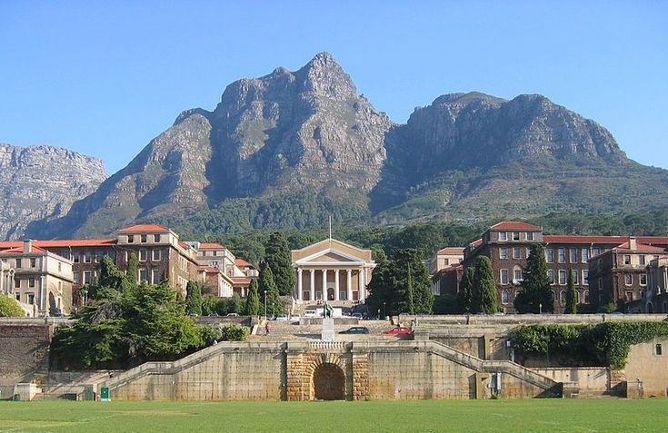 University of Cape Town's main campus