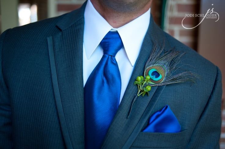 Peacock Colors and Accessories