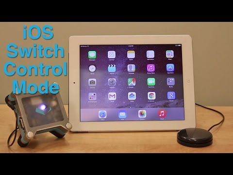 What is Switch Control mode in Apple's iOS? | Komodo
