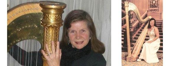 Harpist, Margaret Sneddon: Elegant Entertainment For Special Events. New York, NY. More info: http://www.njwedding.com/vendorDisplay.cfm?vendorid=9590 #Weddings #Ceremonies #Harp #Music