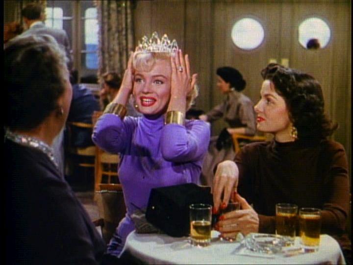 Gentlemen Prefer Blondes Movie Trailer Screenshot (17) - Jane Russell - Wikipedia, the free encyclopedia