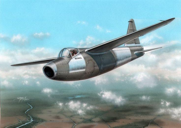 Heinkel He 178 V1