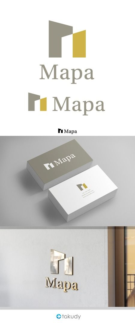 takudyさんの提案 - 高級賃貸物件ポータルサイトのロゴ作成 | クラウドソーシング「ランサーズ」