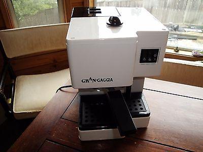 Gran Gaggia Espresso Coffee Maker Machine Cappuccino Brevetti Italy