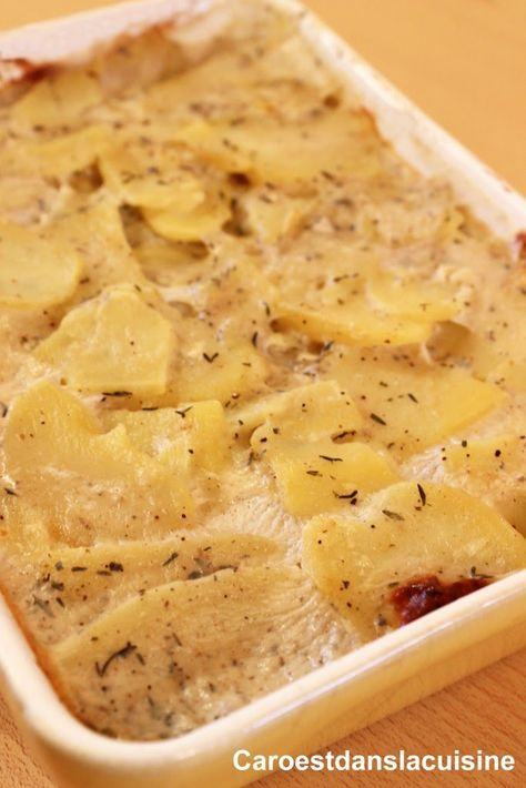 Gratin dauphinois de Paul Bocuse 2