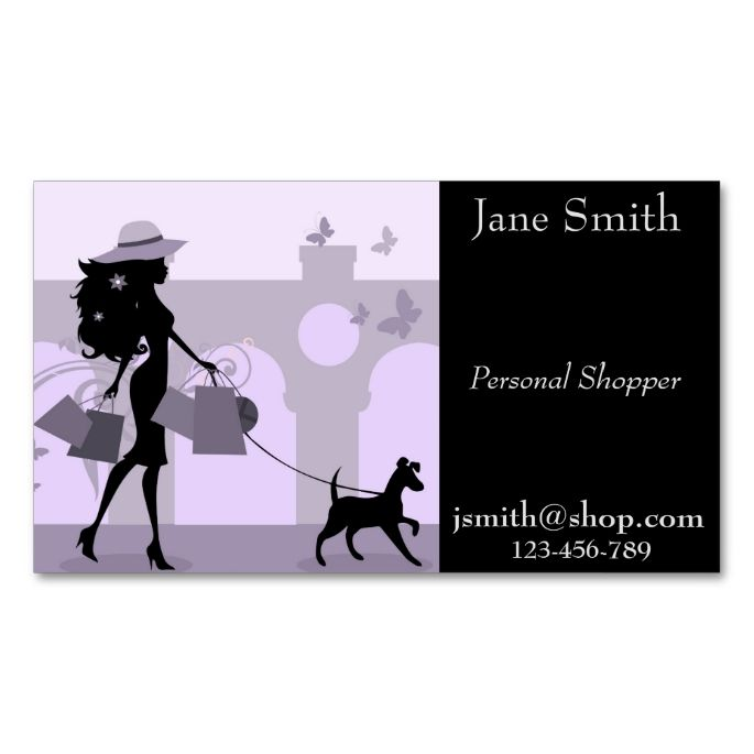 A Sample Personal Grocery Shopper Business Plan Template