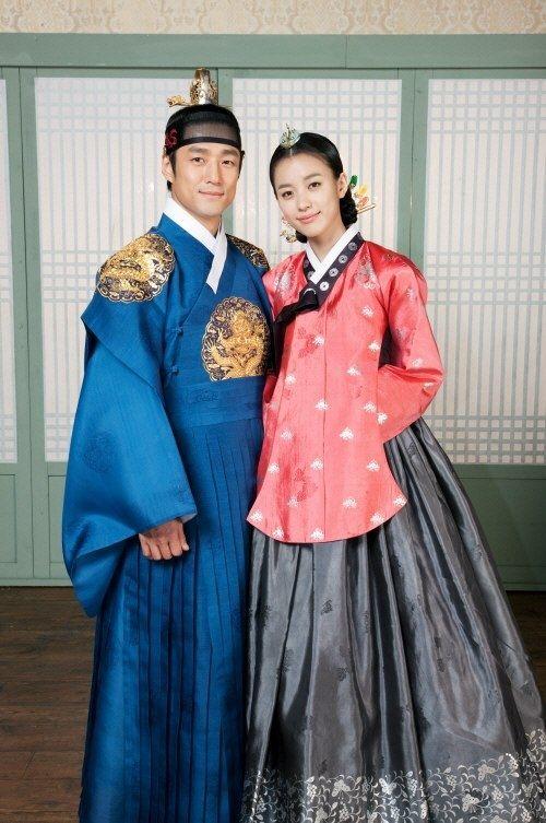 Han hyo joo in dong yi