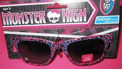 Cute Monster High Sunglasses: Cute Monsters, Monster High, Art Sunglasses, High Sunglasses, Monsters High