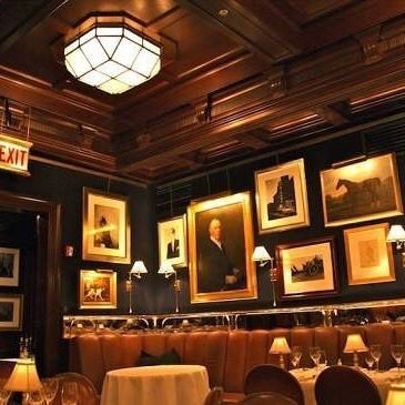 The Ralph Lauren Bar And Grill