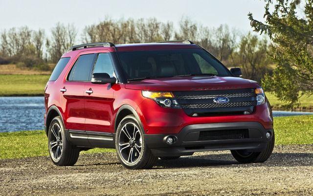 Ford Explorer 2014 - Essais, nouvelles, actualités, photos, vidéos et fonds d'écran - Le Guide de l'Auto