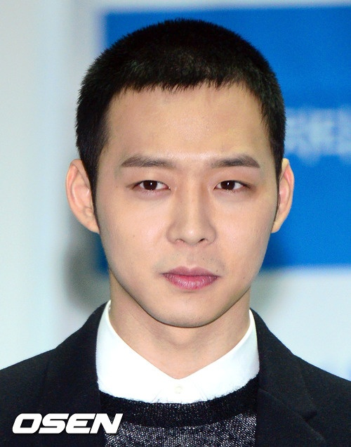 """Yoochun of JYJ short cropping the end of  the drama """"Missing you"""""""