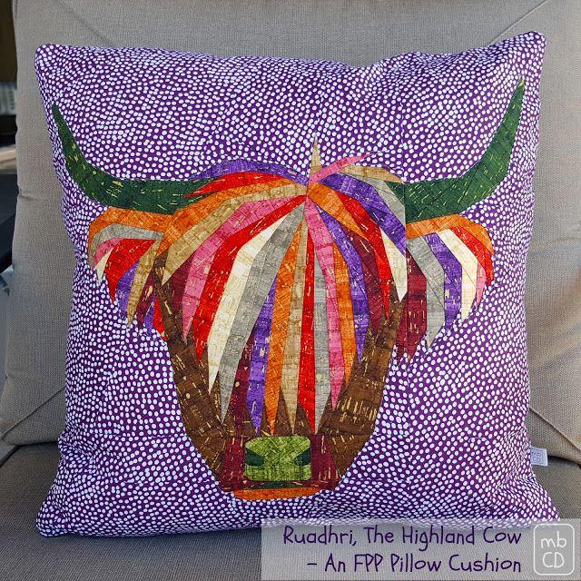 Chris Dodsley @mbCD: Ruadhri - The FPP Highland Cow