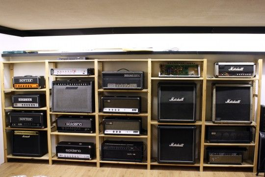 7 Best Images About Guitar Amp Display On Pinterest