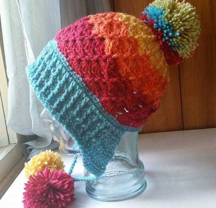 Crochet Cardigan Caron Cakes