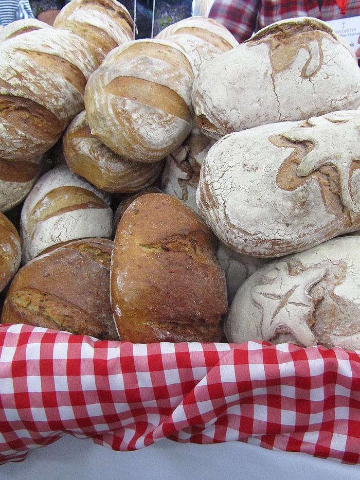 Fresh, warm #bread - the ultimate comfort food.