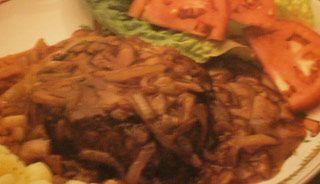 Bifteck  salisbury